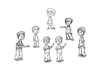 LittleBoy_Versions