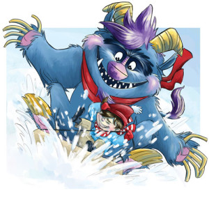 Monster_sledding1